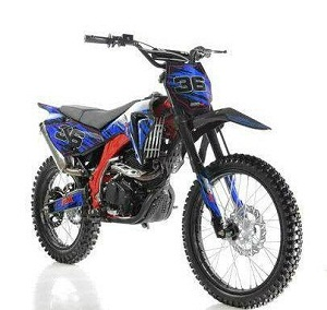 Special Edition Apollo 250cc Dirt Bike AGB-36(APOLLO)(L08)