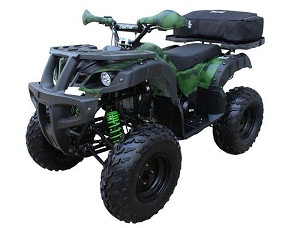 Coolster ATV-3150DX-4 150CC, Single Cylinder, 4-Stroke, Air-Cooled w/Shipping Included