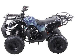 coolster 125cc utility max kids atv