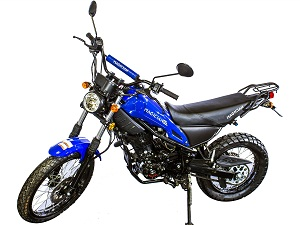 New Magician Dual Sports enduro dirt bike street legal dirt bike 250cc - Fully Assembled And Tested