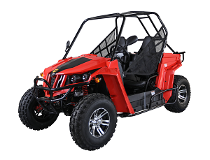 `MASSIMO GUNNER 150S UTV, 150cc Four-Stroke, Single Cylinder