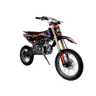TaoTao DB27 125cc Off-Road Dirt Bike, Kick Start, Air Cooled, 4-Stroke, 1-Cylinder