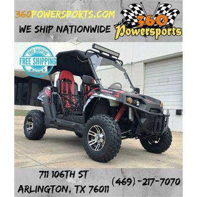 Trailmaster 300X IRS Upgrades Utility Vehicle UTV