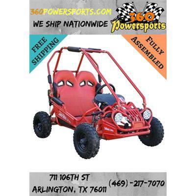 TrailMaster_Mini_XRX_163cc_Go_Kart_kids_Go_Kart