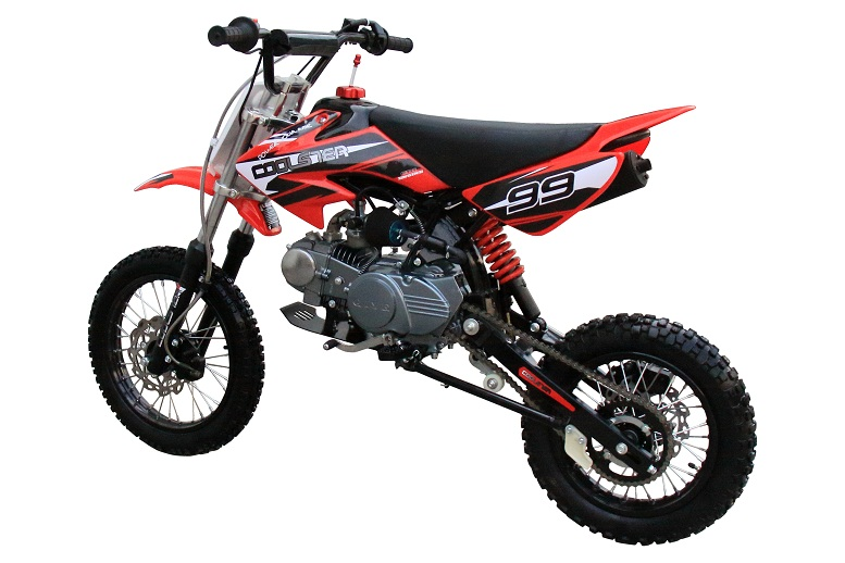 COOLSTER 214S 125CC DIRT BIKE