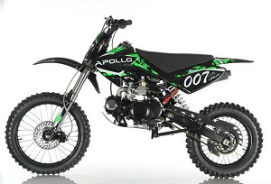 APOLLO 125CC DB-007 DIRT BIKE