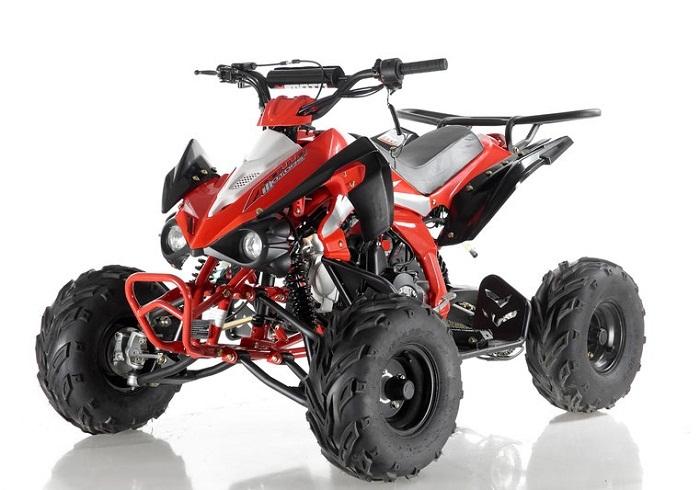 125cc Atv For Sale >> Apollo Blazer 7 125cc Atv 7 Tire Single Cylinder Air Cooled 4 Stroke
