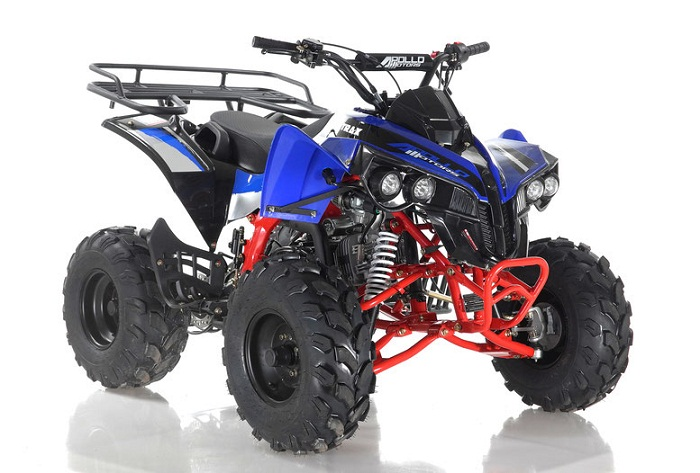 125cc Atv For Sale >> Apollo Sportrax 125cc Atv High End Atv On Sale
