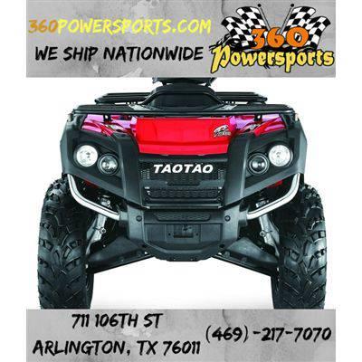 TaoTao 300cc 4wd 300F ATV