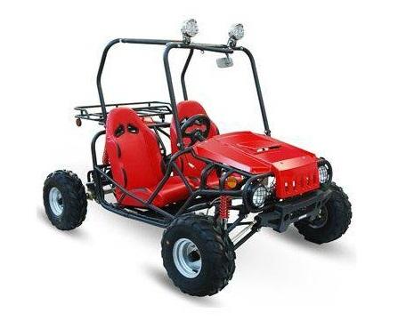 ATK 125 A TaoTao Kids 125cc Go Kart - 360powersports
