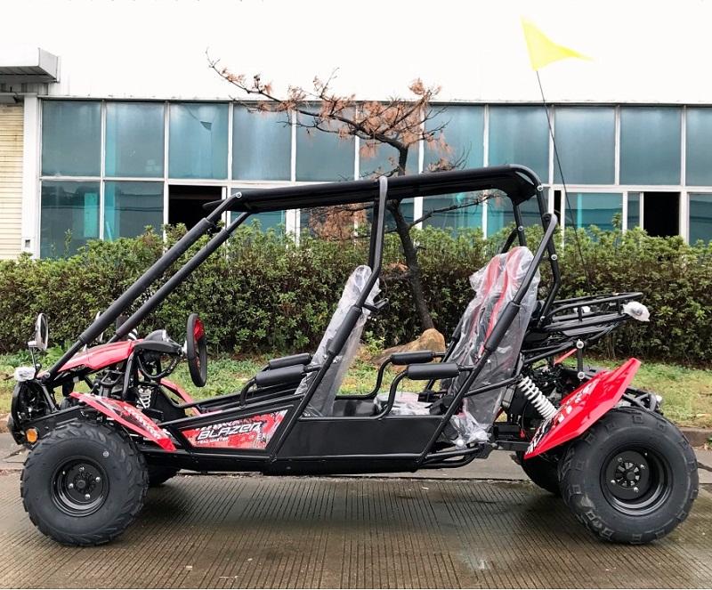 New Blazer4 200EX Go Kart