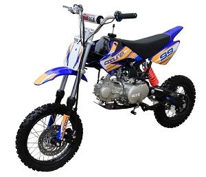 Coolster XR125 125cc Dirt Bike