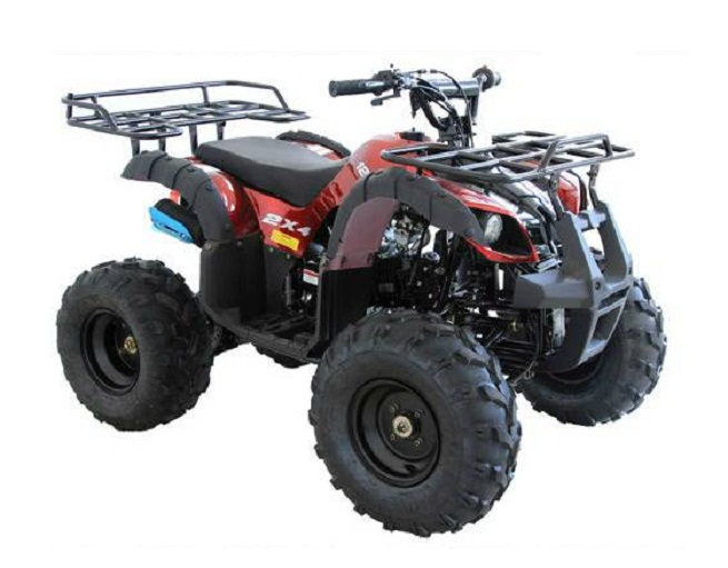 Vitacci Rider 9 125cc Atv Single Cylinder 4 Stroke Air Cooled