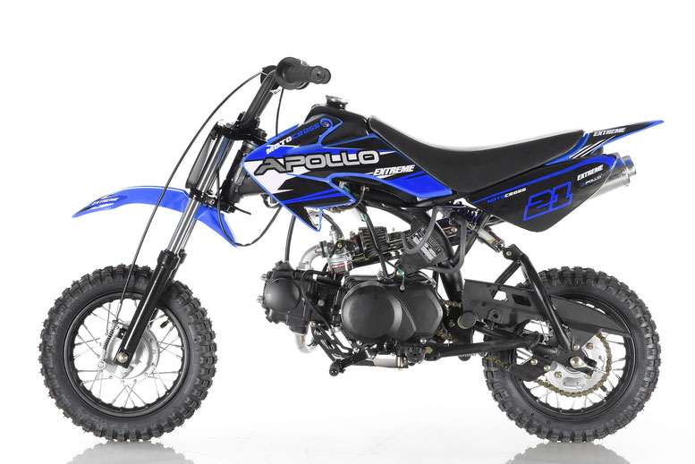 APOLLO DB-21 70cc DIRT BIKE
