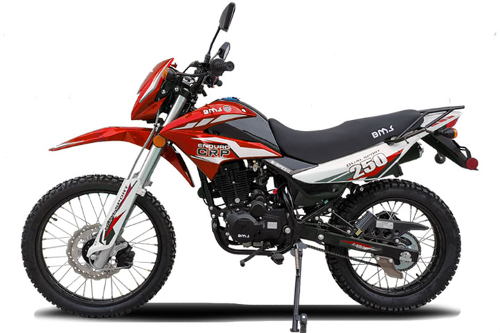 BMS ENDURO 250CC DIRT BIKE