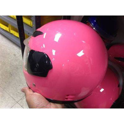 SILVER HELMET FOR KIDS