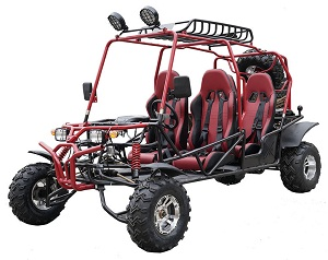 New Vitacci Hummer 200cc 4Seats