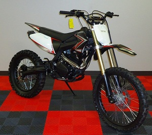 HX250 250cc Manual Gas Dirt Bike