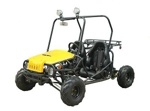 cheap Jeep auto Fully Assembled go karts for sale