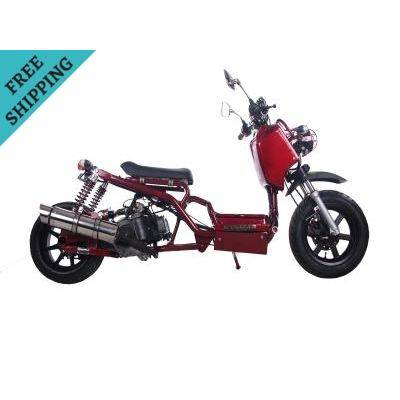 new 150cc  fully automatic pmz50-19 scooter high end