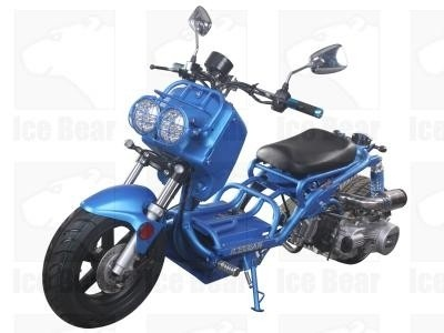 NEW 150CC FULLY AUTOMATIC PMZ150-19 SCOOTER HIGH END - w/Shipping Included