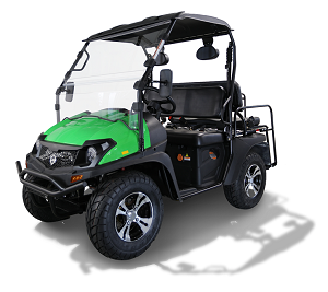 MASSIMO BUCK 200X UTV, 177cc Four-Stroke, Single Cylinder