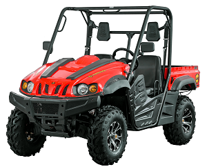 MASSIMO MSU 700 UTV, EFI One Cylinder, Four Stroke, Water-Cooled