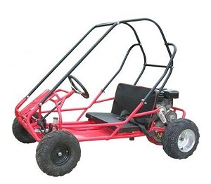 MINI size go kart with 6.5 hp engine