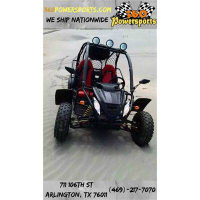 New High Quality Go Kart 169cc Electric Start