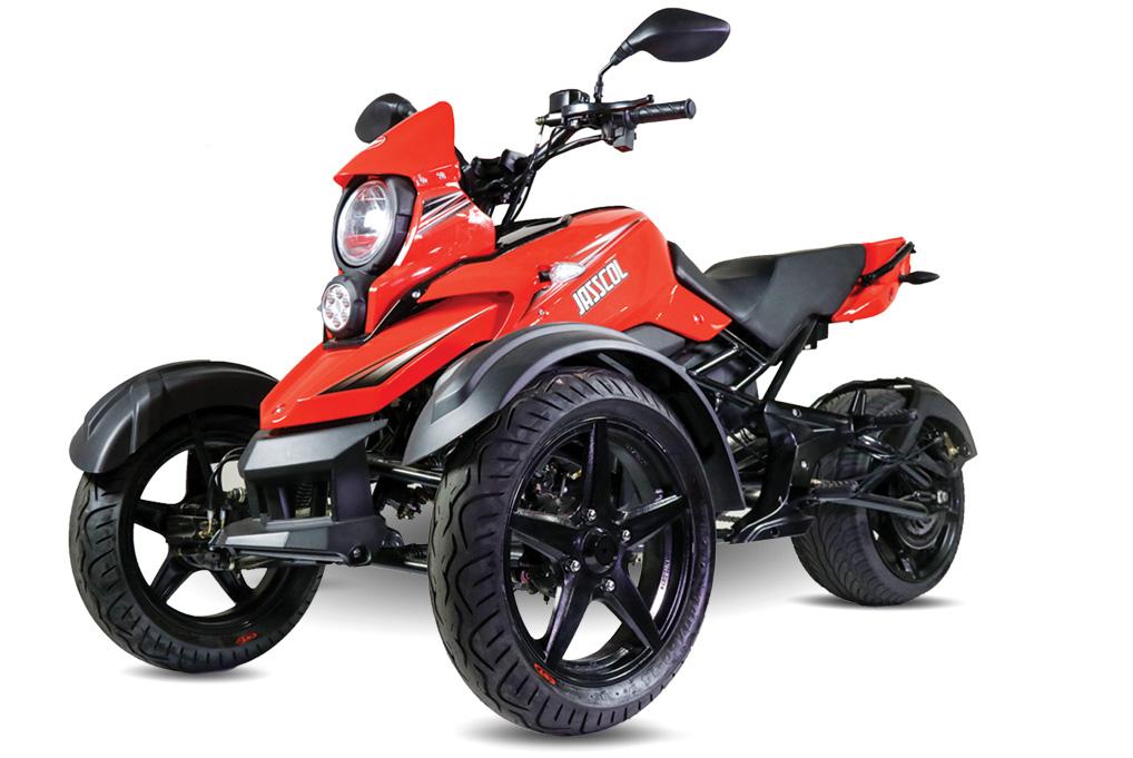 Jasscol Saber 200 Trike