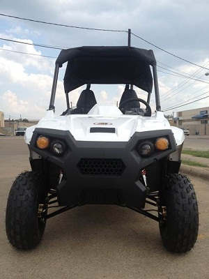 NEW UTV 150CC TRAILMASTER KIDS SIZE UTV