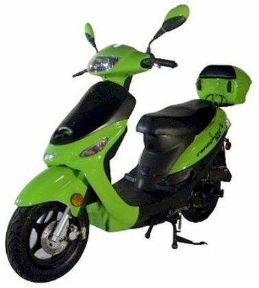 Buy Peace 50cc Italian Gas Scooter Moped For Sale