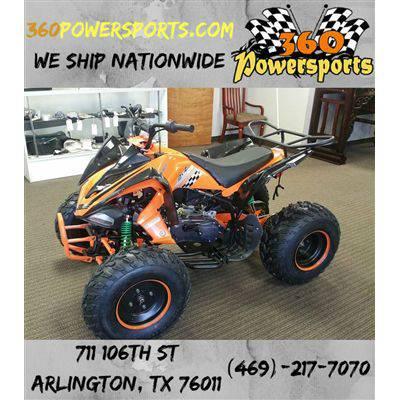 RPS 200DFAVB 169cc Horizontal Type ATV