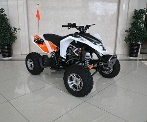 Kodiak HD 110cc Youth ATV with Big 16 inch Tires