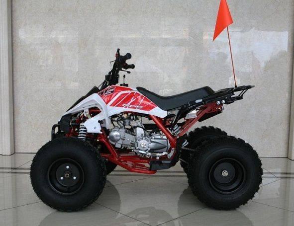 125cc Atv For Sale >> Rps High End Jet 8 Egl Motor 125cc Atv