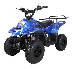RPS 110CC RAIDER 6 KIDS ATV