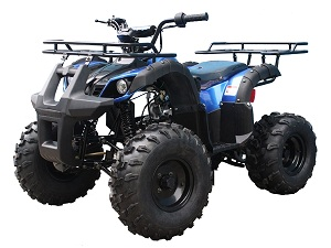 MID SIZE ATV 135D T FORCE
