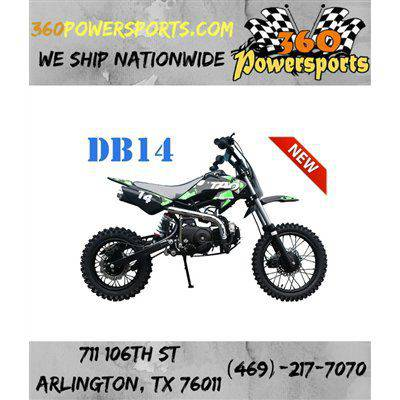 Taotao Db14 Dirt Bike