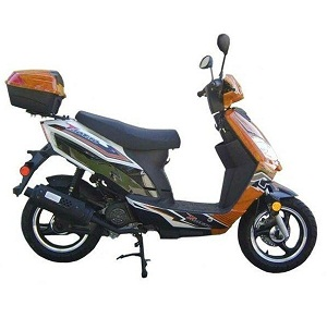 TAOTAO 50CC THUNDER GAS SCOOTER MOPED