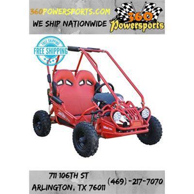 Trail Master 163cc XRX Mini Go Kart HIGH QUALITY GO KART 5.5 HP W/ PULL START