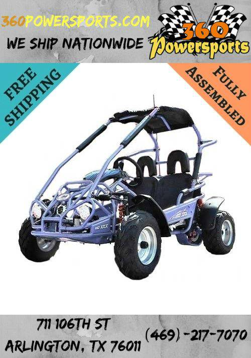 Buy The TrailMaster Mid XRX GoKart | TrailMaster Mid XRX for Sale ...