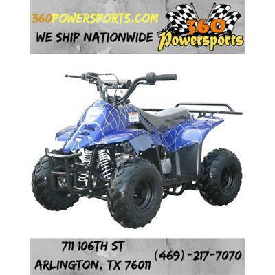 TUMBLEWEED-HD 110CC Youth ATV, Honda Clone