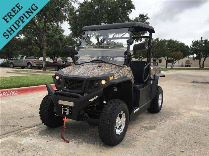 New cazador Strike 250 Sport UTV Side by Side - w/Shipping Included