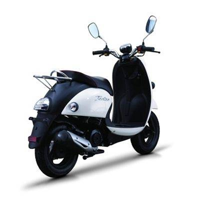 Buy Taotao Venus 50 Retro Style Scooter With Alloy Rimes For Sale