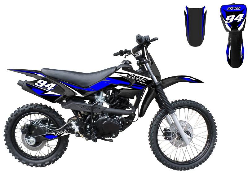 RPS DB-Viper 150CC Dirt Bike