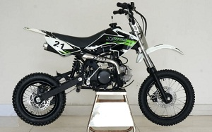 Ricky Power Sports XMOTO DIRT bike 125cc